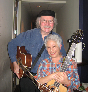 Janis Ian and Tom Paxton