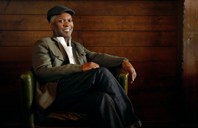 Booker T. Jones - Image by Piper Ferguson